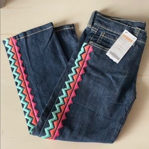 Gymboree Jeans Size 5 New with tags